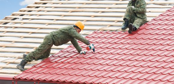 A Typical Day For A Roofer