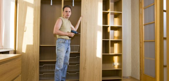Design an Organized Closet With the Help of St. Louis Contractors