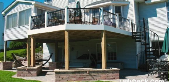 Upgrading Your Chicago Home Exterior? Consider a Metal Spiral Staircase